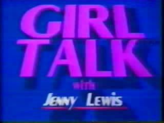 MedicineFilms.com - Girl Talk with Jenny Lewis