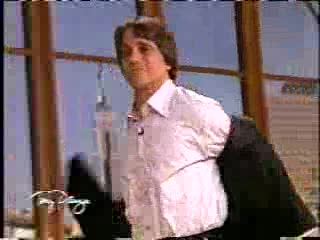 MedicineFilms.com - Tony Danza Does Splits with Tori Spelling (TnT)
