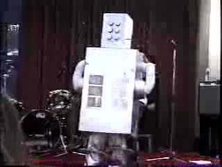 MedicineFilms.com - Robot Attacking Sir Millard Mulch