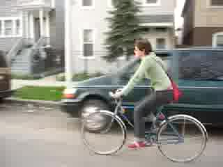 MedicineFilms.com - late spring bike ride