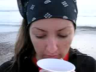MedicineFilms.com - Jalama Beach Girl