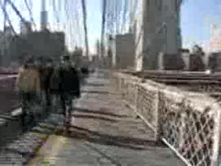 MedicineFilms.com - Crossing the Brooklyn Bridge