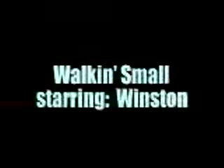 MedicineFilms.com - Walkin' Small