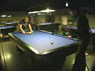 MedicineFilms.com - Poolhall