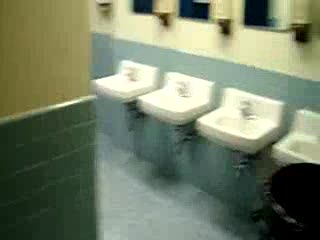 MedicineFilms.com - Eerie Toilet (or, Coriolis Maximus)