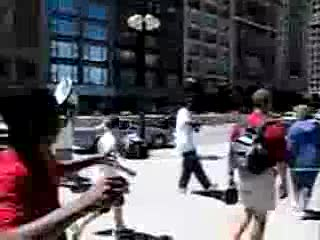 MedicineFilms.com - Michigan Avenue Street Band