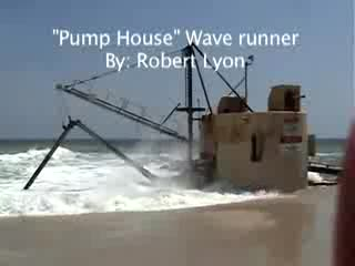 MedicineFilms.com - Pump House wave runner