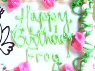 MedicineFilms.com - frog's 36th b-day