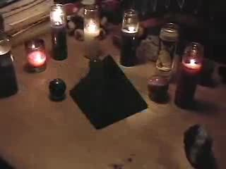 MedicineFilms.com - Spinning Candles