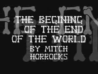 MedicineFilms.com - the begining of the end of the world