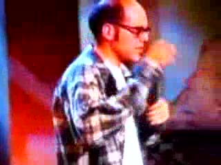 MedicineFilms.com - David Cross - Jesus Live