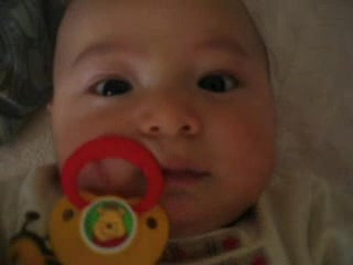 kai with pacifier 1
