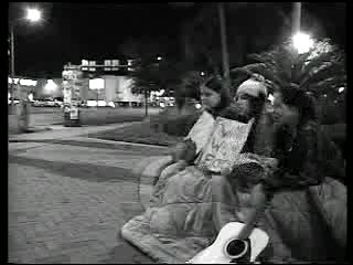 MedicineFilms.com - Three Panhandling Sisters Part 3