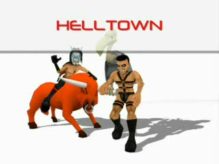 MedicineFilms.com - HELLTOWN OLYMPICS