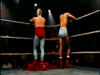 MedicineFilms.com - Nacho Libre Wrestling