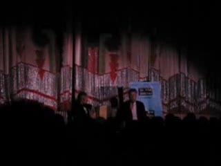 MedicineFilms.com - David Lynch Talks Last Night