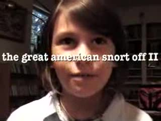 MedicineFilms.com - great american snort off add