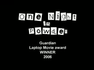 MedicineFilms.com - One Night In Powder