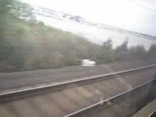 MedicineFilms.com - crosstrack bayview plain train glare and glide