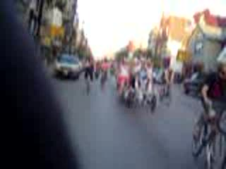 MedicineFilms.com - Critical Mass Chicago - July 2006 Video 1