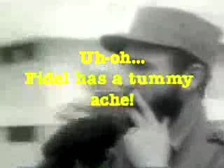 MedicineFilms.com - Fidel Castro's Intestines