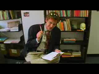 MedicineFilms.com - The Votive Pit Deleted Scene - Jim with a parent