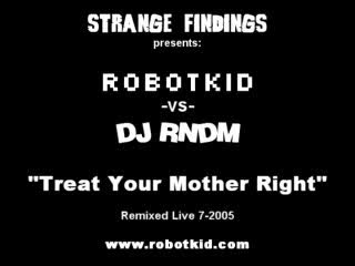 MedicineFilms.com - Mr. T - Treat Your Mother Right Remix