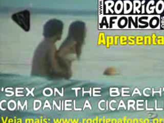 MedicineFilms.com - Sex on the Beach, com Daniella Cicarelli