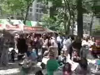 MedicineFilms.com - Maurice Brown Sould U Out Madison Square Park 6/11/6