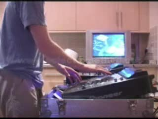 MedicineFilms.com - Eclectic Method - Jonny's Kitchen Jam - Oct 06
