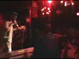MedicineFilms.com - Sharief In Burgundy Live in Brooklyn at Sputnik 6/1/6