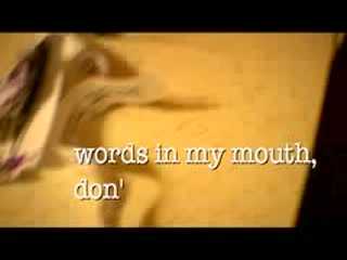 MedicineFilms.com - words in my mouth, don't put