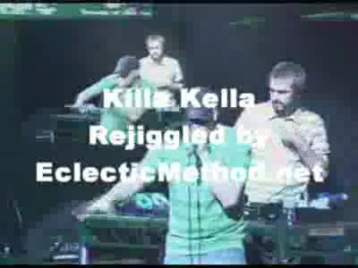 MedicineFilms.com - Eclectic Method - Killa Kella ReJiggle