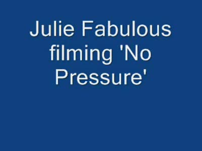 MedicineFilms.com - Julie Fabulous outtake from 'No Pressure'