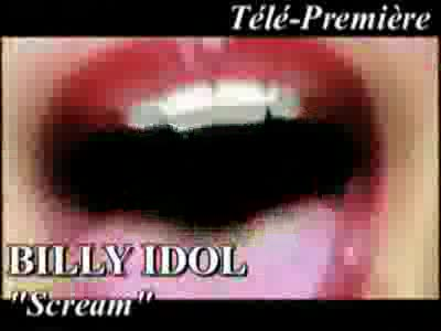 MedicineFilms.com - Billy Idol - Scream