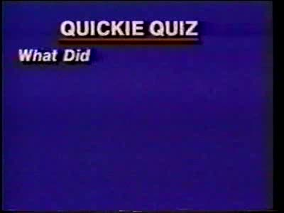 MedicineFilms.com - Quick Quiz