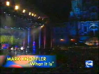 MedicineFilms.com - Mark Knopfler - What It Is
