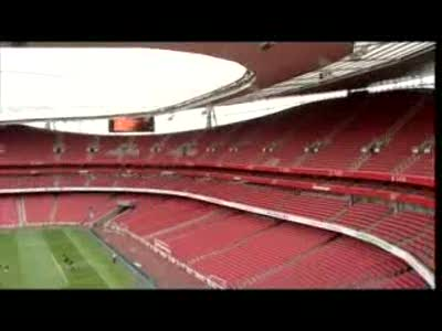MedicineFilms.com - my goal at the emirates stadium