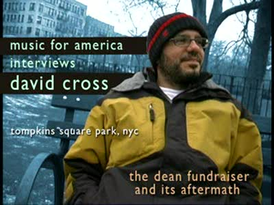MedicineFilms.com - David Cross - Scandal