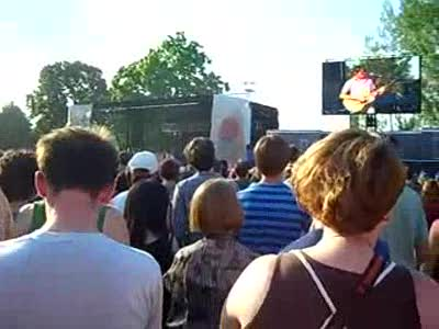 MedicineFilms.com - Stephen Malkmus at Pitchfork Festival