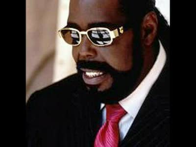 MedicineFilms.com - The Late Barry White Shouts Out Chalko Taco