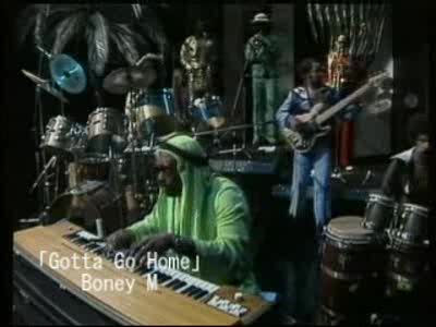 MedicineFilms.com - Boney M. - Gotta Go Home