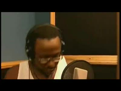 MedicineFilms.com - Bobby Brown in the Recording Studio