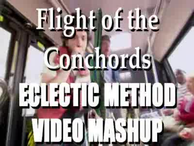 MedicineFilms.com - Flight Of The Conchords - Eclectic Method Remix