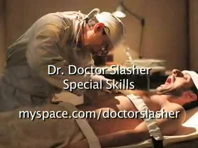 MedicineFilms.com - Doctor Slasher Skillz