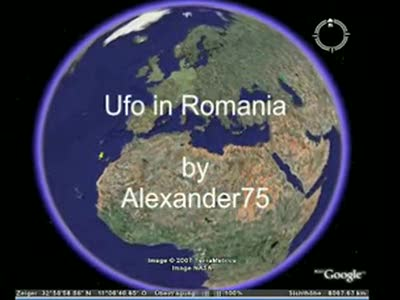 MedicineFilms.com - UFO in Romania