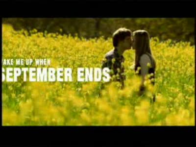 MedicineFilms.com - Green Day - When September Ends