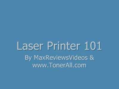 MedicineFilms.com - How Laser Printers, Toner & Drums Cartridges Work