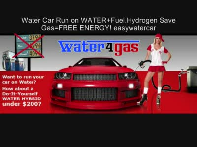 MedicineFilms.com - Water Car Run on WATER Fuel Hydrogen Save Gas FREE ENERGY easywatercar wate