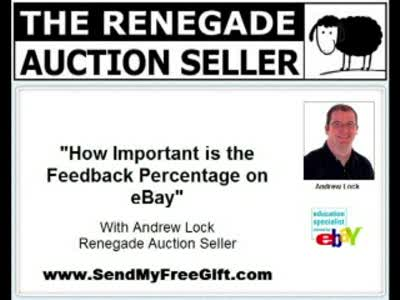 MedicineFilms.com - How Important is the Feedback Percentage on eBay